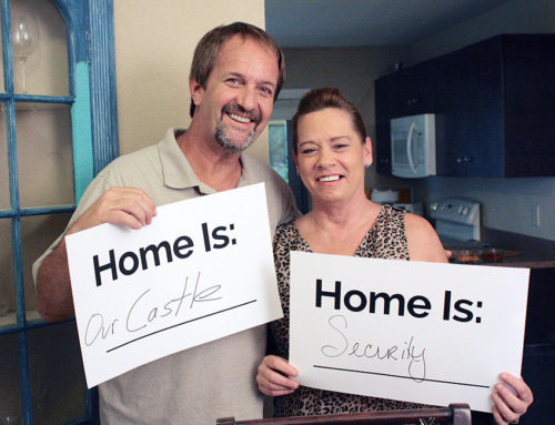The First SFCLT Homeowners