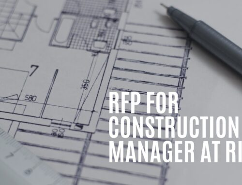 Request for Proposals for Construction Manager at Risk