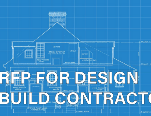 Request for Proposals for Design/Build Contractor